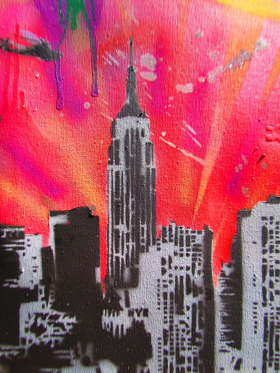 Spray Paint Art Stencils Beautiful Spray Paint Stencil Graffiti Art New York City by thestreetcanvas On Deviantart