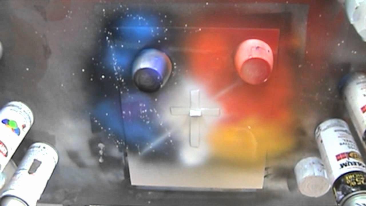 Spray Paint Art Stencils Fresh Spray Paint Art Tutorial Working with Stencils