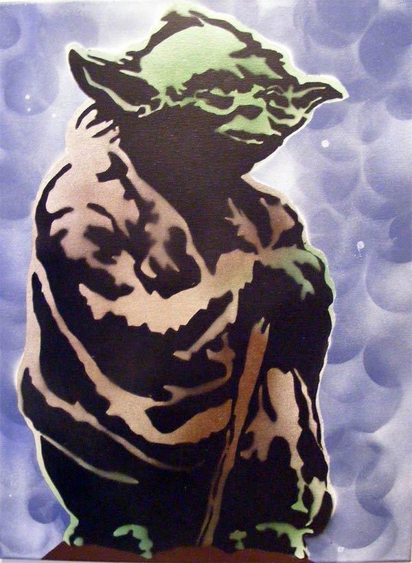 Spray Paint Art Stencils Inspirational 45 Beautiful Spray Paint Art Stencils