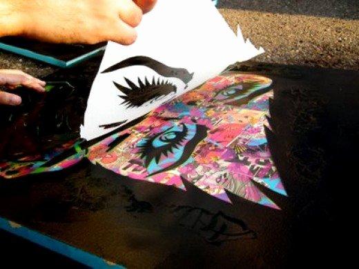 Spray Paint Art Stencils Inspirational Stencil Graffiti
