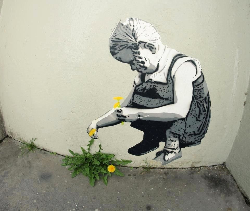 Spray Paint Art Stencils Lovely Artist Kurznachzehn City Düsseldorf Germany