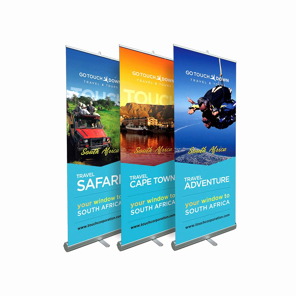 Stand Up Banner Designs Fresh Roll It Up 1 Retractable Display Products Accenta Display Corporation