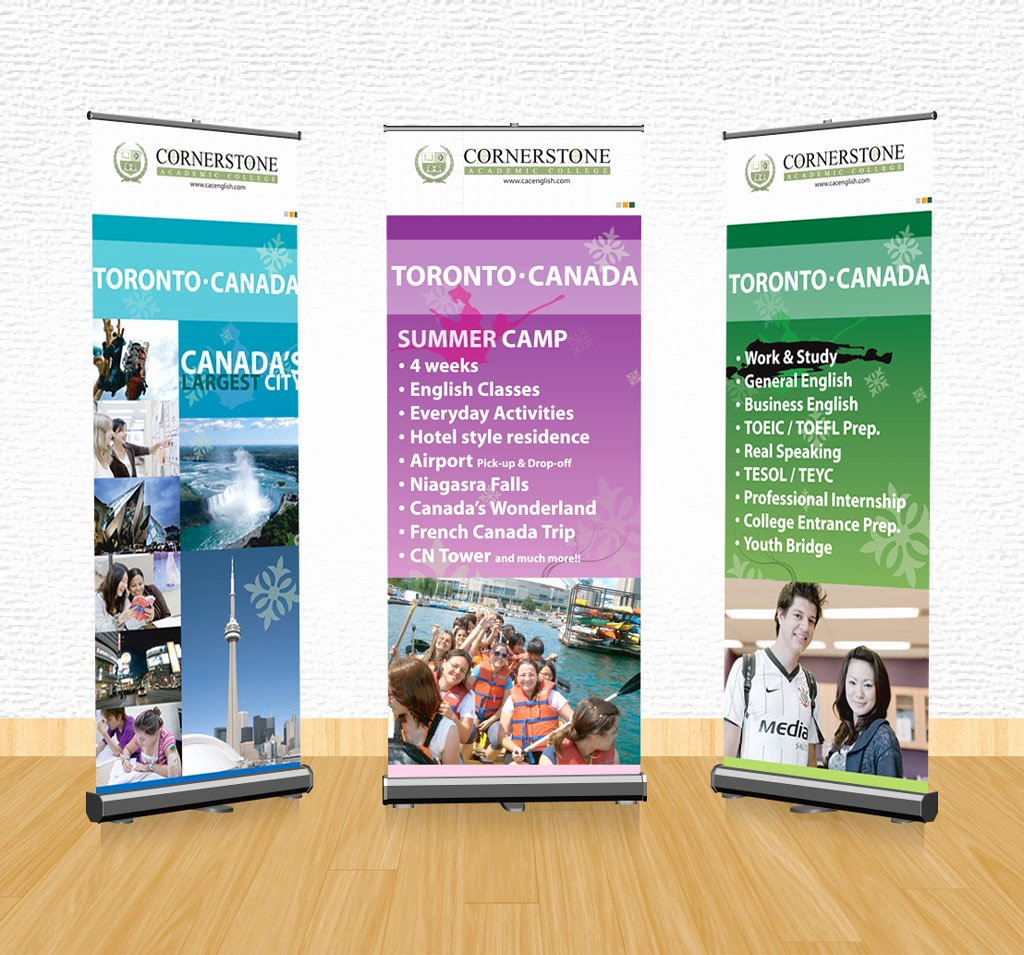 Stand Up Banner Designs New Cac Outdoor Roll Up Banner Stand – Brian All Trades – total It solutions [ Graphy