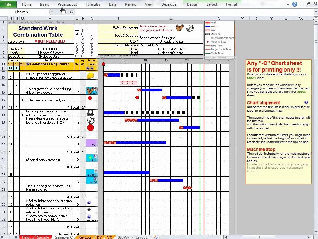 Standardized Work Templates Excel Luxury Index Of Cdn 10 1990 654