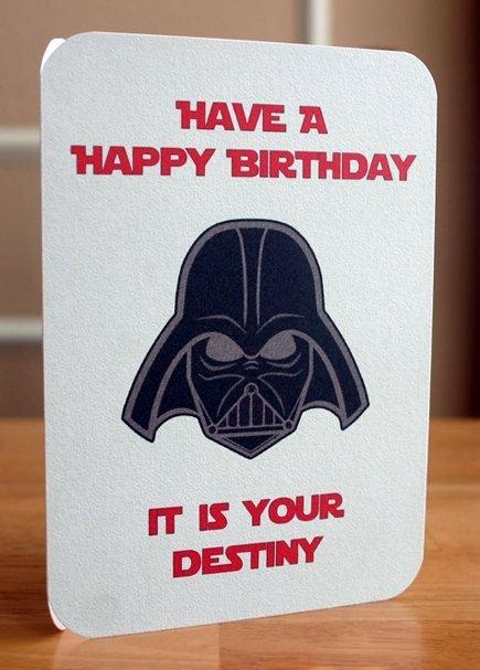 Star Wars Birthday Card Printable Elegant Tarjetas De Cumpleaños De Star Wars Visita Mi Blog Para