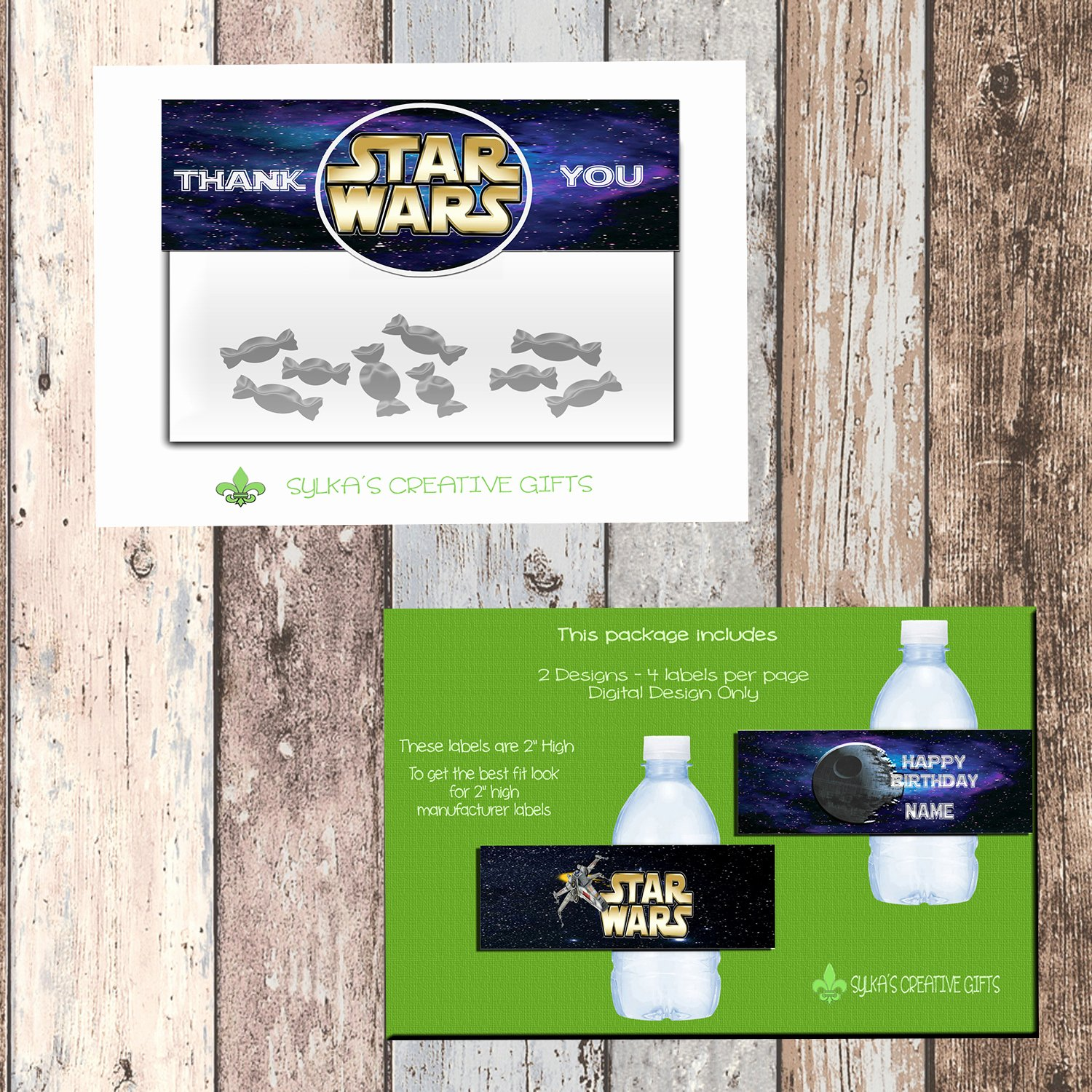 Star Wars Personalized Birthday Invitations Best Of Star Wars Personalized Birthday Invitation 2 Sided Birthday Card Party Invitation Star Wars