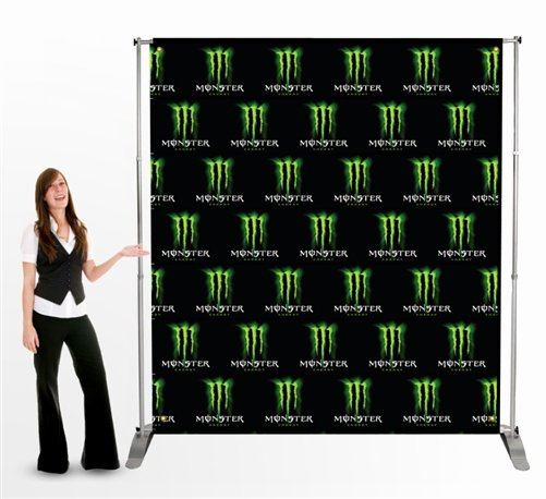Step and Repeat Backdrop Template Lovely Custom event Banners Signs Full Color Banner Backdrop Chicago Banner Printing