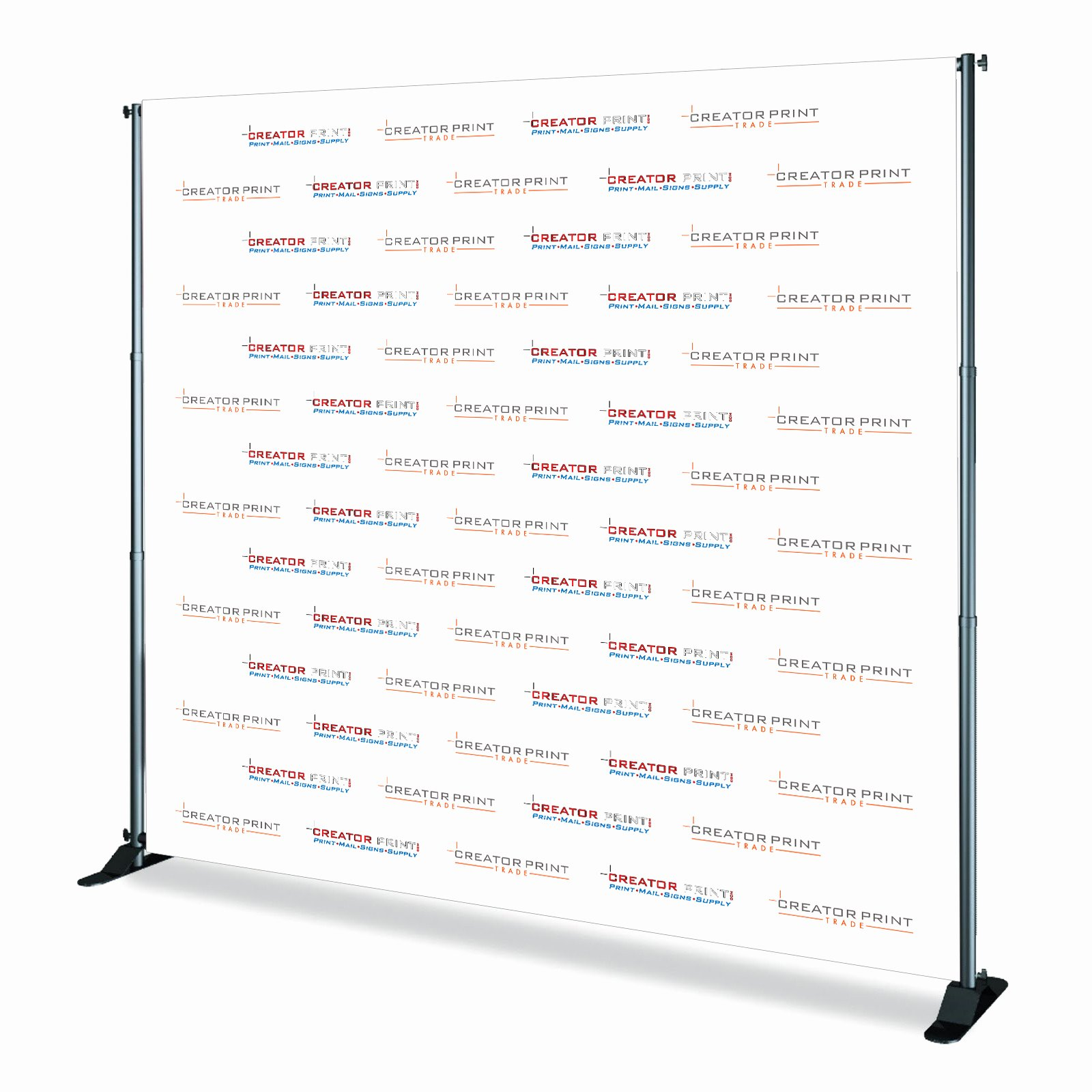 Step and Repeat Banner Template Inspirational Step and Repeat Stand and Banner Printing Los Angeles