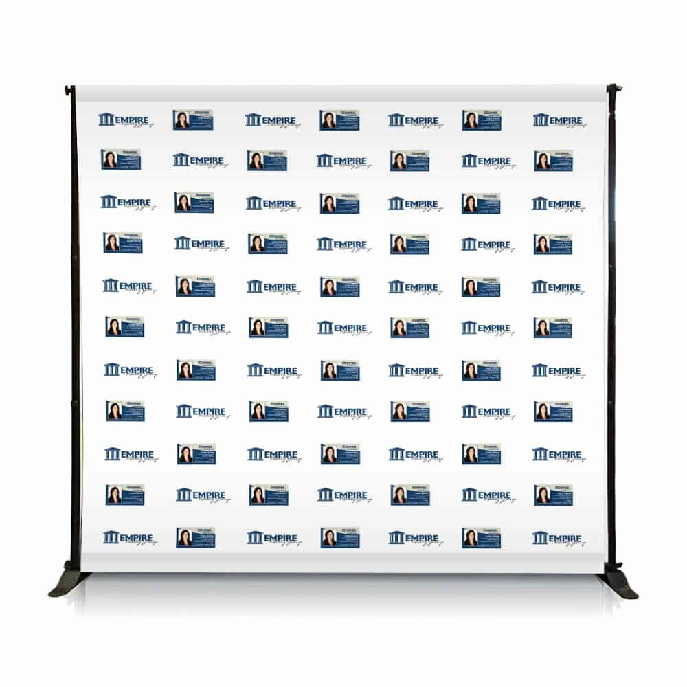 Step and Repeat Banner Template Lovely Step and Repeat Backdrop