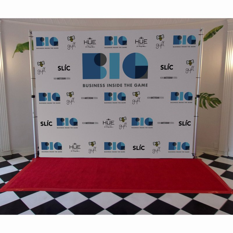 Step and Repeat Design Template Fresh 8 X 10 Step and Repeat Backdrop for Red Carpet events