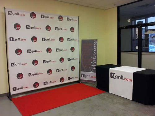 Step and Repeat Design Template Unique Step and Repeat 6 X8 Stand Sign11