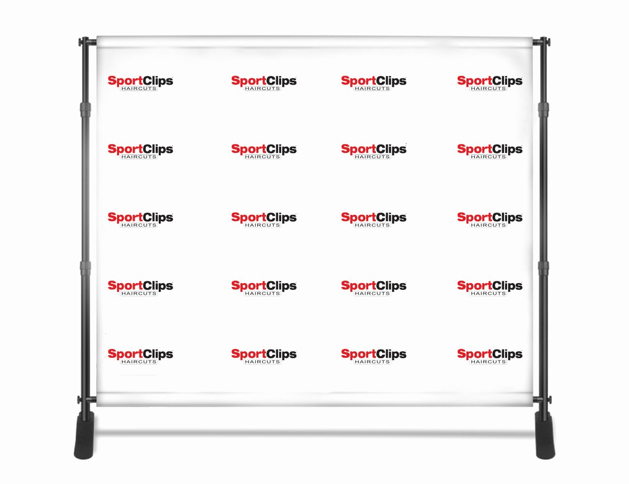 Step and Repeat Mockup New Sportclips Step and Repeat Backdrop Banner