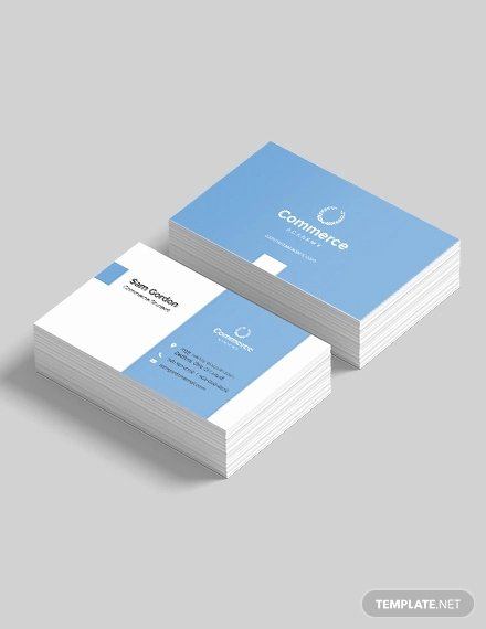 Student Business Cards Template New 40 Business Card Templates Psd Ai Word