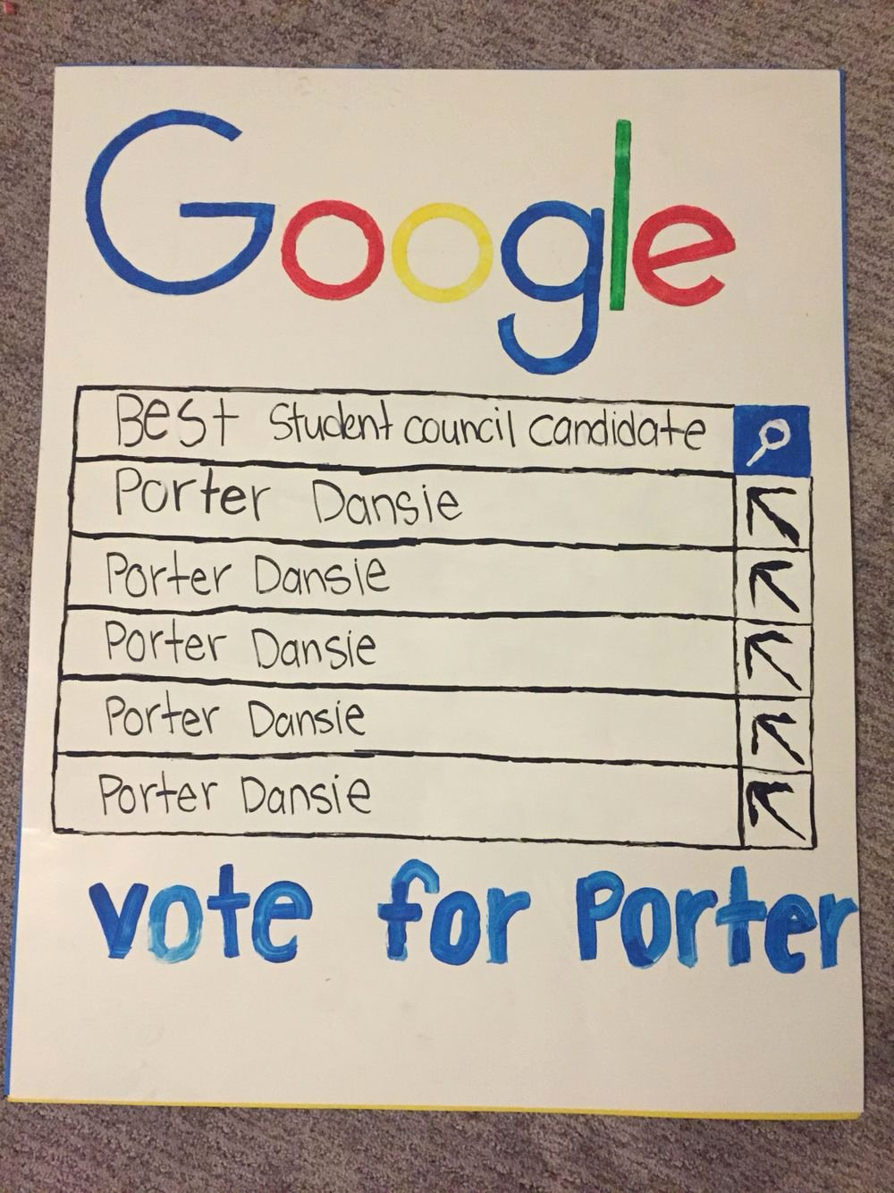 Student Council Poster Template Elegant Best 25 Election Slogans Ideas On Pinterest