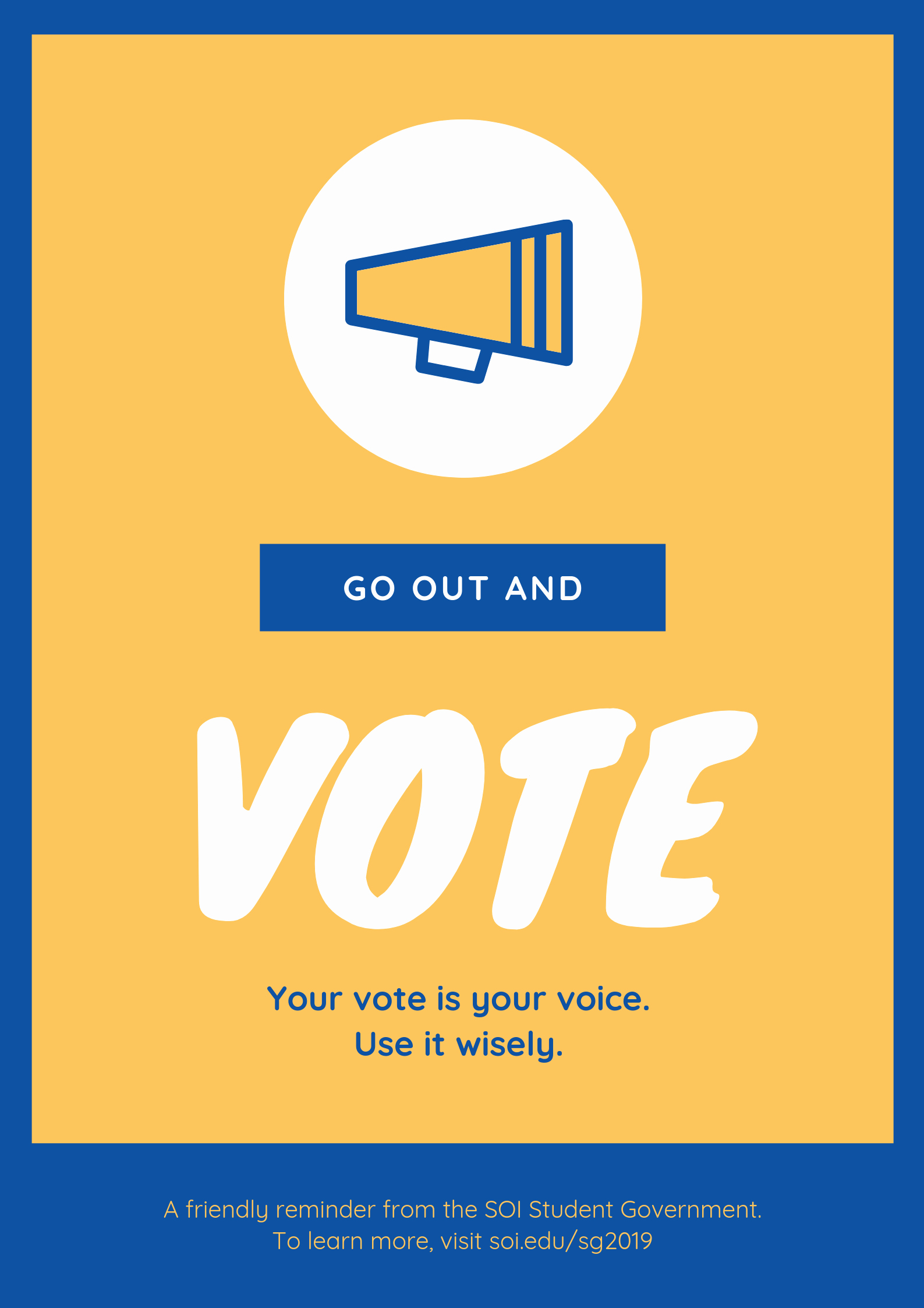 Student Council Poster Template Fresh 10 Techniques to Help You Win the Student Council Election [with Templates] – Learn
