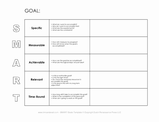Student Goal Setting Worksheet Pdf Best Of Printable Smart Goals Worksheet Pdf