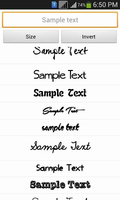 Stylish Font for android Best Of Stylish Fonts 2 Apk Download Free Personalization App