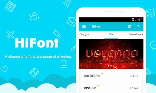 Stylish Font for android Elegant How to Change Font Style On android