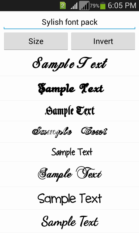 Stylish Fonts for android New Stylish Fonts android Apps On Google Play