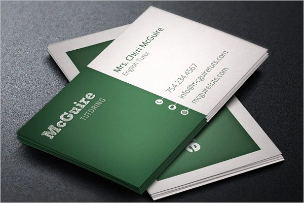 Substitute Teacher Business Card Examples Best Of Substitute Teacher Business Cards Examples