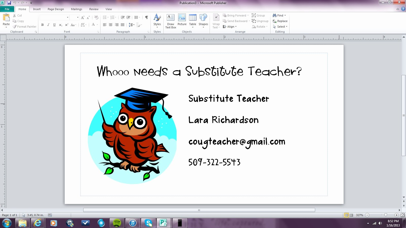 Substitute Teachers Business Cards Best Of the E Stop Shoppe so I M A Substitute Teacher now What
