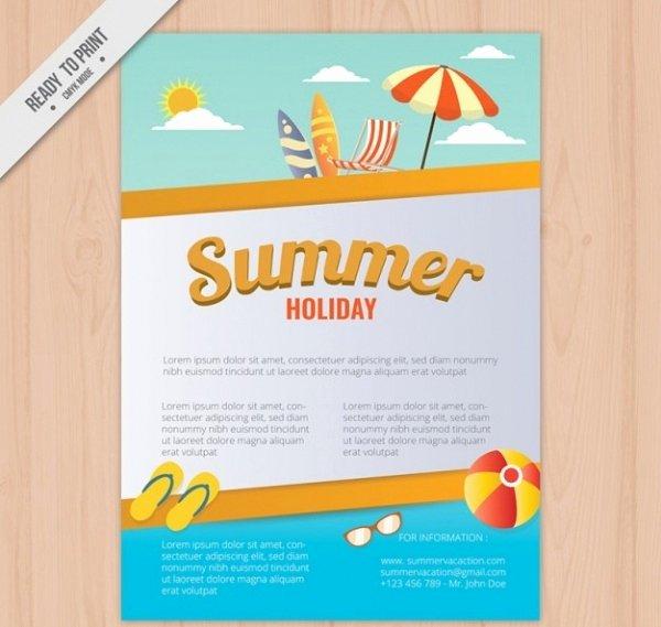 Summer Camp Brochure Ideas Best Of 20 Summer Camp Brochures Psd Vector Eps Jpg Download