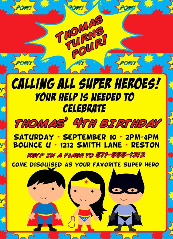 Super Hero Birthday Invitation Luxury My son S Imaginary Superhero Birthday Party Sippy Cup Mom