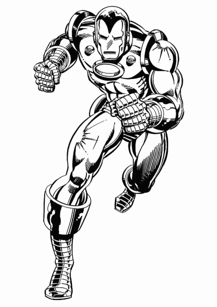 Super Hero Coloring Page Elegant Superhero Coloring Pages Best Coloring Pages for Kids