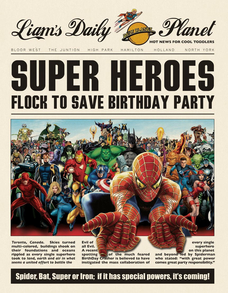 Superhero Birthday Invitations Templates Free Lovely A Superhero Birthday Party Part 1 Save the Day
