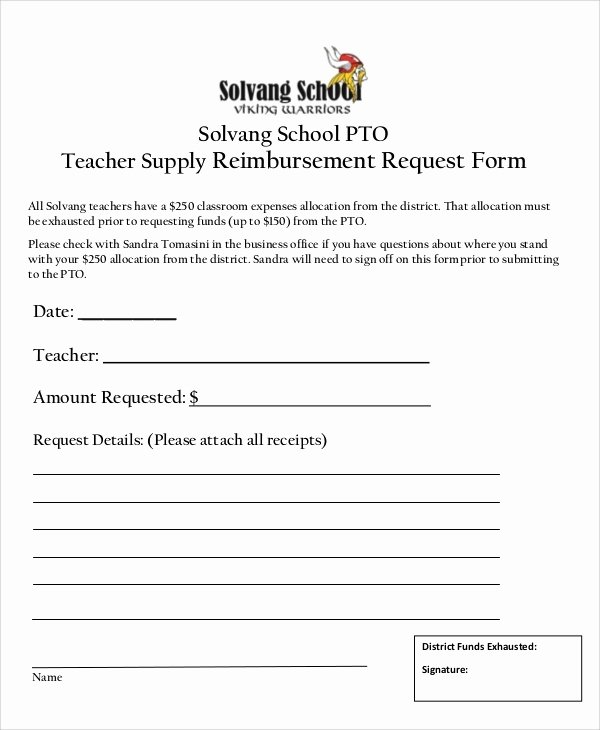 Supply order form Template Lovely Sample Supply Request form 10 Examples In Word Pdf