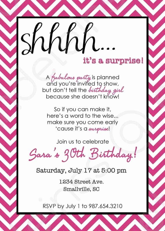 Surprise Party Invites Templates New I Threw My Friends A Surprise Party for their Sweet Sixteen Great Memories Sweet Sixteen S are
