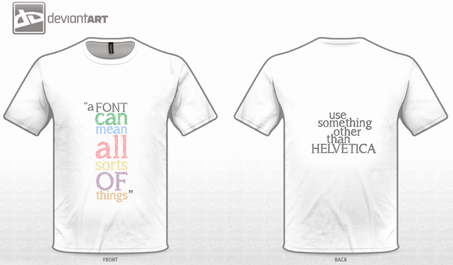 T Shirt Font Design Luxury Fonts T Shirt Design by Hugolynch On Deviantart