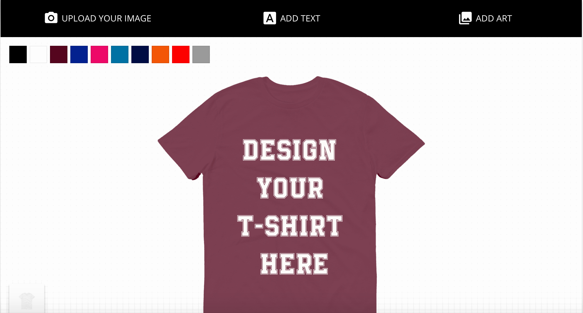 T Shirt Font Design New T Shirt Printing No Minimum