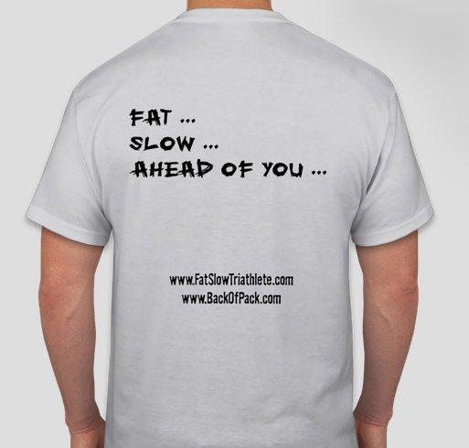 T Shirt Fundraiser Flyer Beautiful Fat Slow Triathlete Team In Training Fundraiser for Fletcher Flyer Custom Ink Fundraising