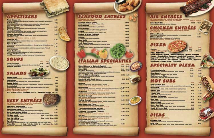 Take Out Menu Design Inspirational Low Cost Printing Low Bud Marketing Professional