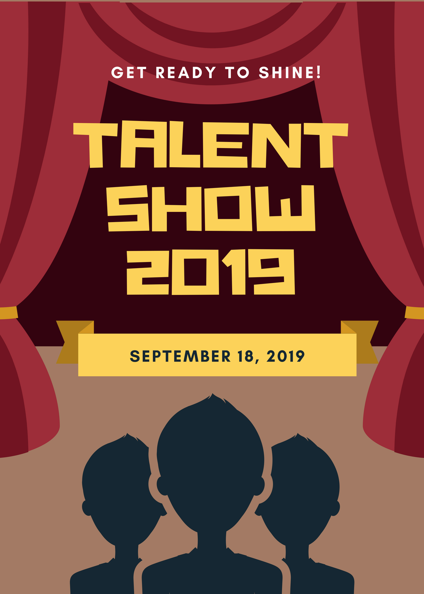 Talent Show Flyer Template Free Elegant 23 Tips and Ideas to Promote Your School event – Learn