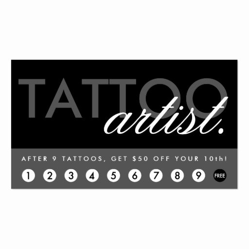 Tattoo Artist Business Cards Awesome 5 000 Tattoo Business Cards and Tattoo Business Card Templates