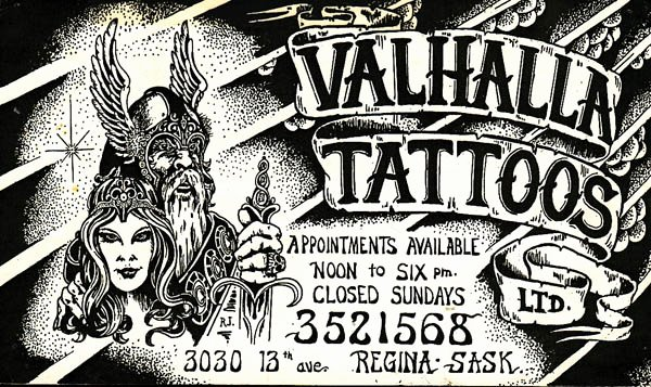 Tattoo Artist Business Cards Awesome History