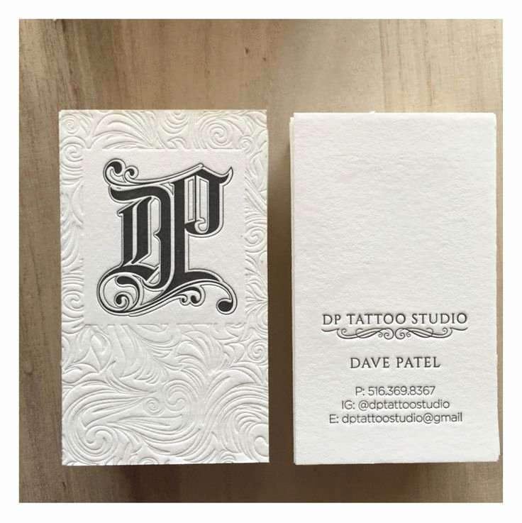 Tattoo Artist Business Cards Elegant 70 Best Extraordinary Business Cards Images On Pinterest