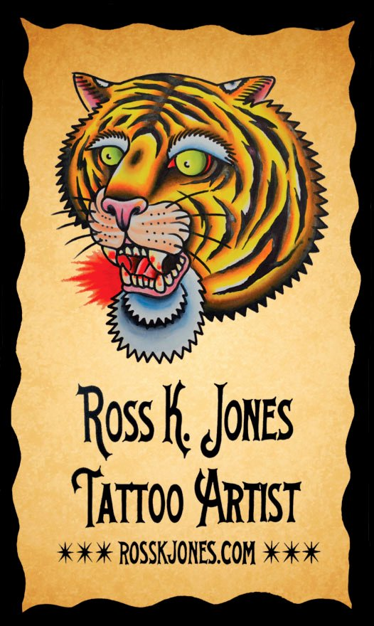 Tattoo Artist Business Cards Inspirational A Shop Tutorial On How to Make Custom Stickers for You Tattoo Shop
