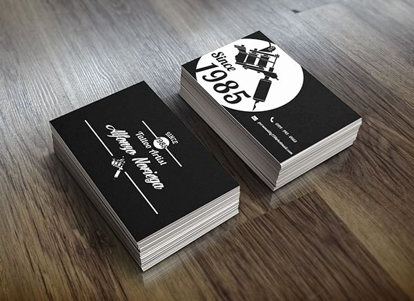 Tattoo Artist Business Cards Luxury 1000 Ideas About Card Tattoo On Pinterest