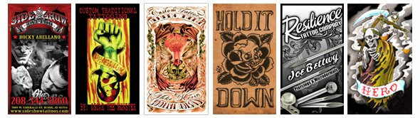 Tattoo Shop Business Cards Lovely Tattoo Shop Business Cards