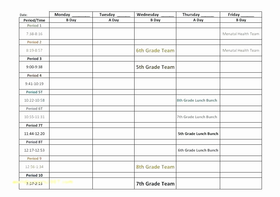 Team Snack Schedule Template Fresh 12 13 soccer Snack Schedule Template
