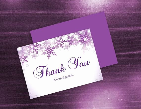 Thank You Card Template Word Unique Diy Printable Wedding Thank You Card Template Editable Ms Word File 3 5 X 5