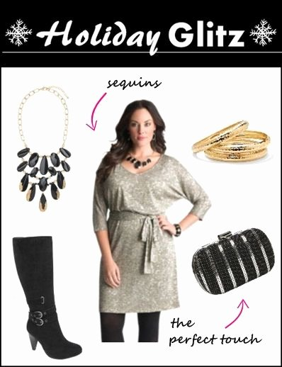 Thank You for Sponsoring Me Inspirational Holiday Glitz Thank You Lane Bryant for Sponsoring the Linked Blog Post Lb12days