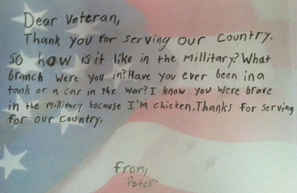 Thank You Letter to soldiers Best Of toys for Troops