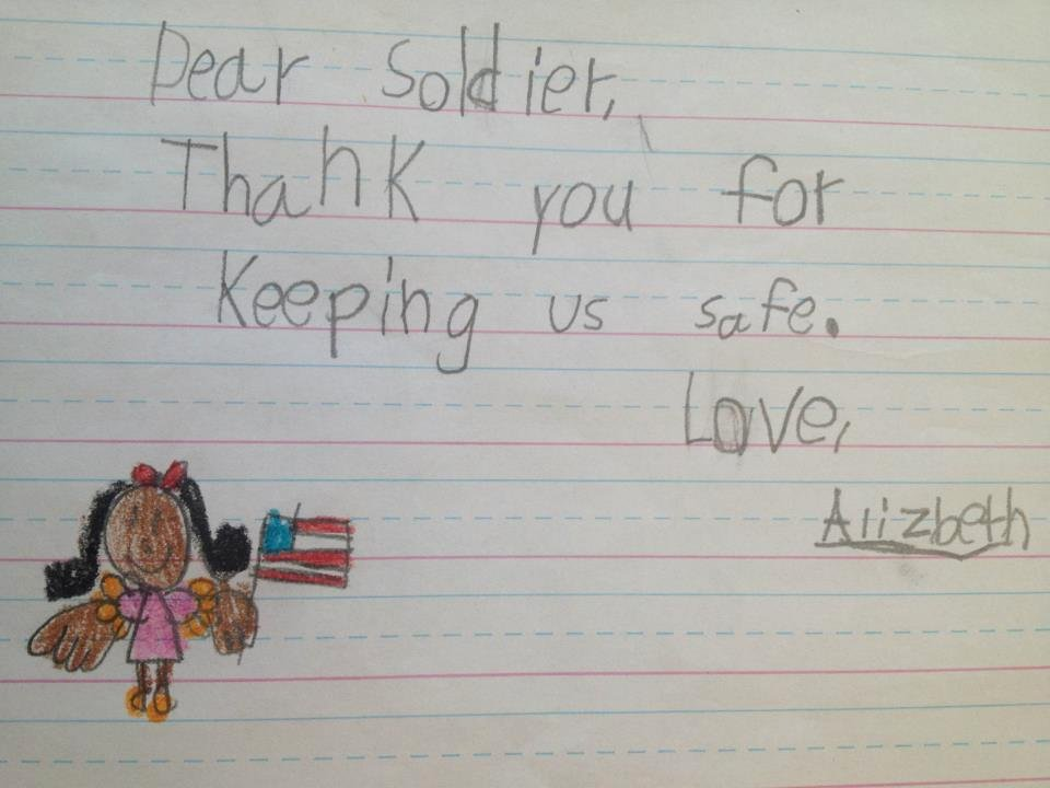 Thank You Letter to soldiers Luxury Three Ways to Celebrate Veterans Day at School or at Home