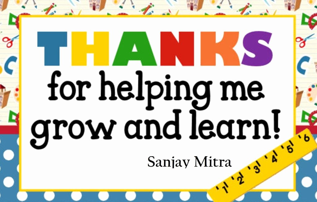 Thank You Note to Teacher Fresh Short Thank You Notes for Teachers