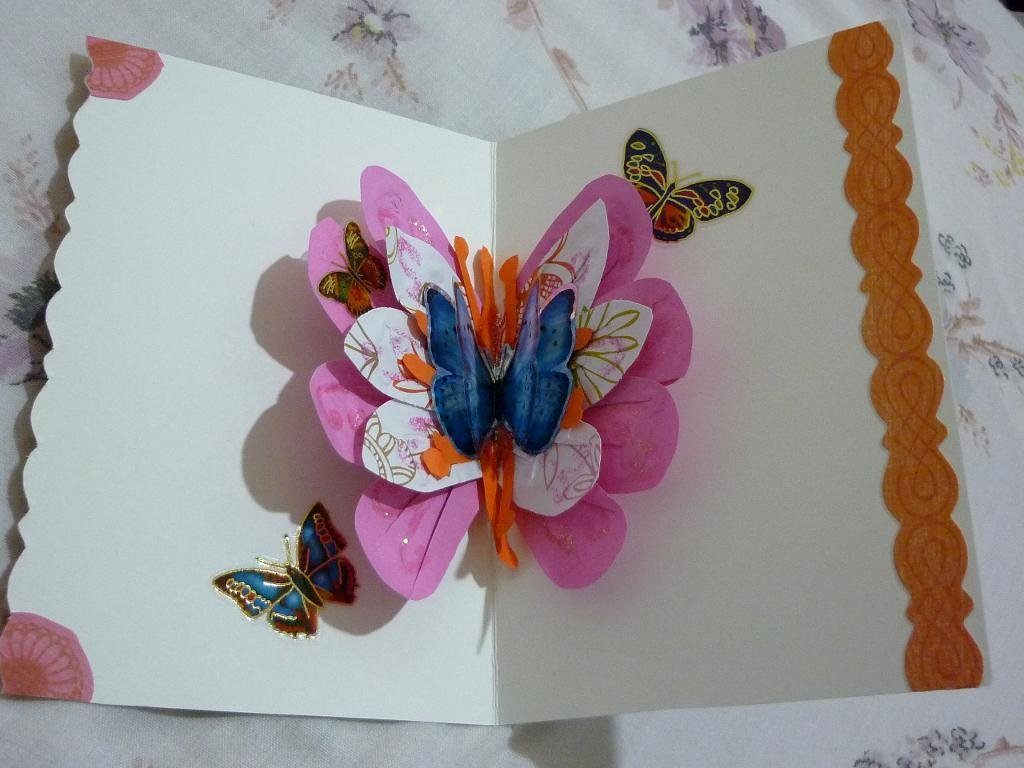 Thank You Pop Up Cards Fresh You Have to See Thank You Pop Up Card by White Daisy