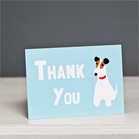Thank You Postcard Template Elegant Thank You Postcard Template – 22 Free Psd Vector Eps Ai format Download